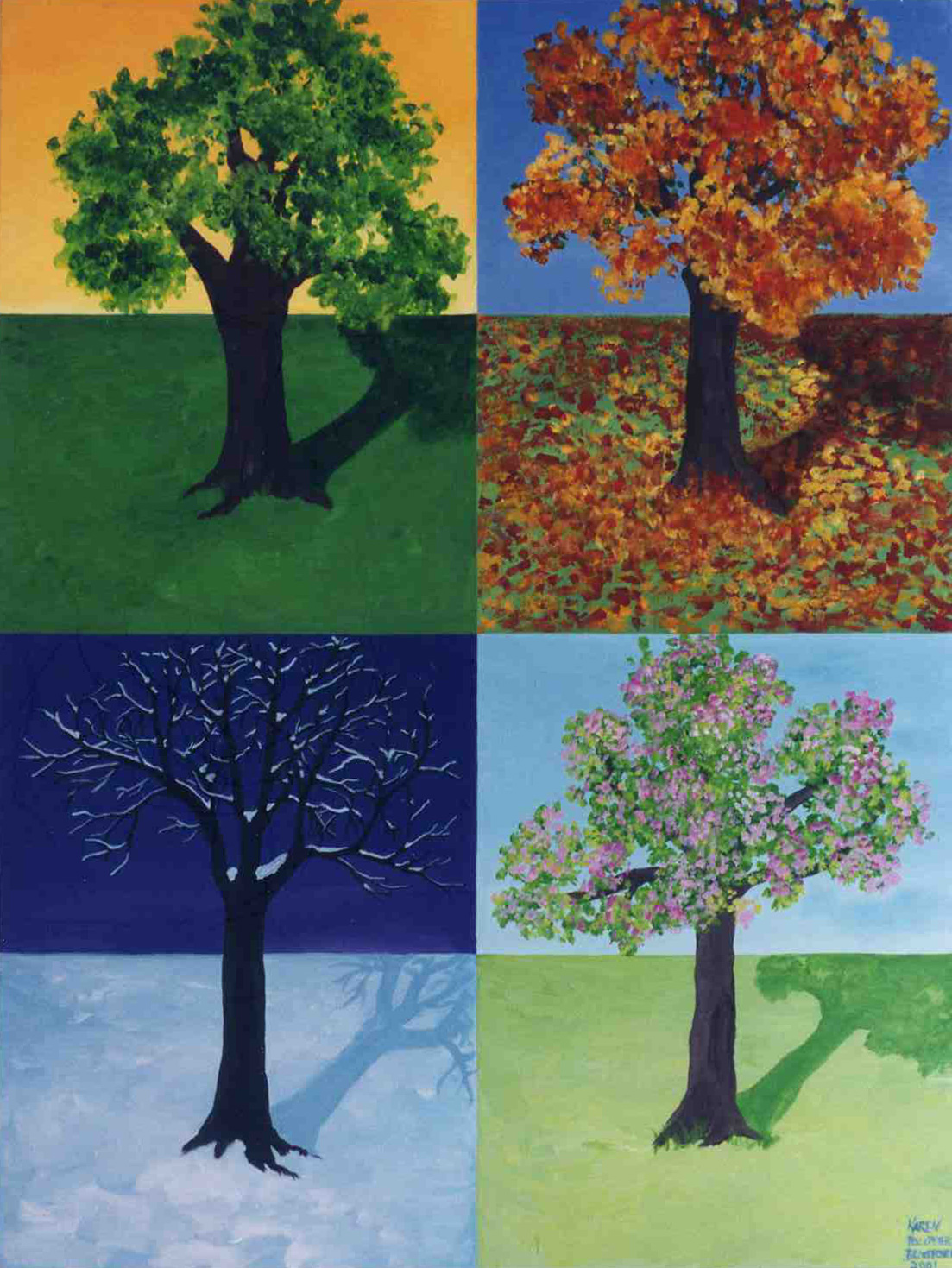 fourtrees