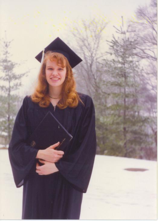 Graduation U-of-I 12-21-91