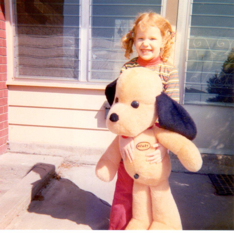 Karen age 4