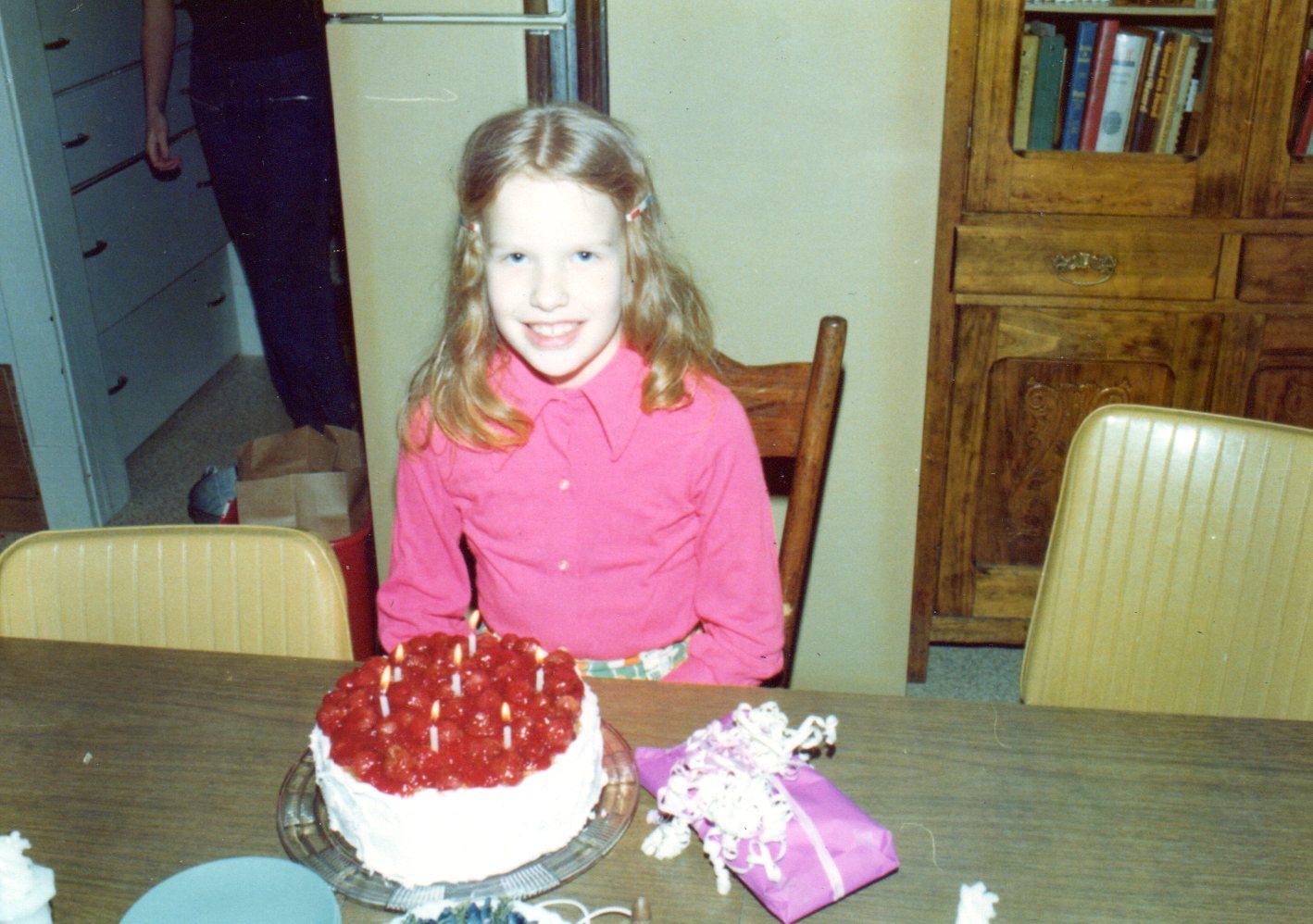 Karen age 7