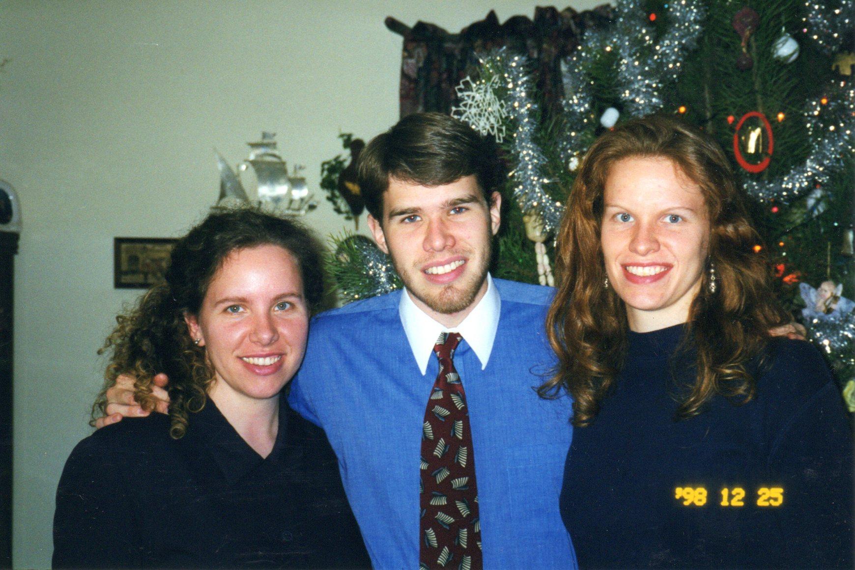 Greta, Nathan & Karen