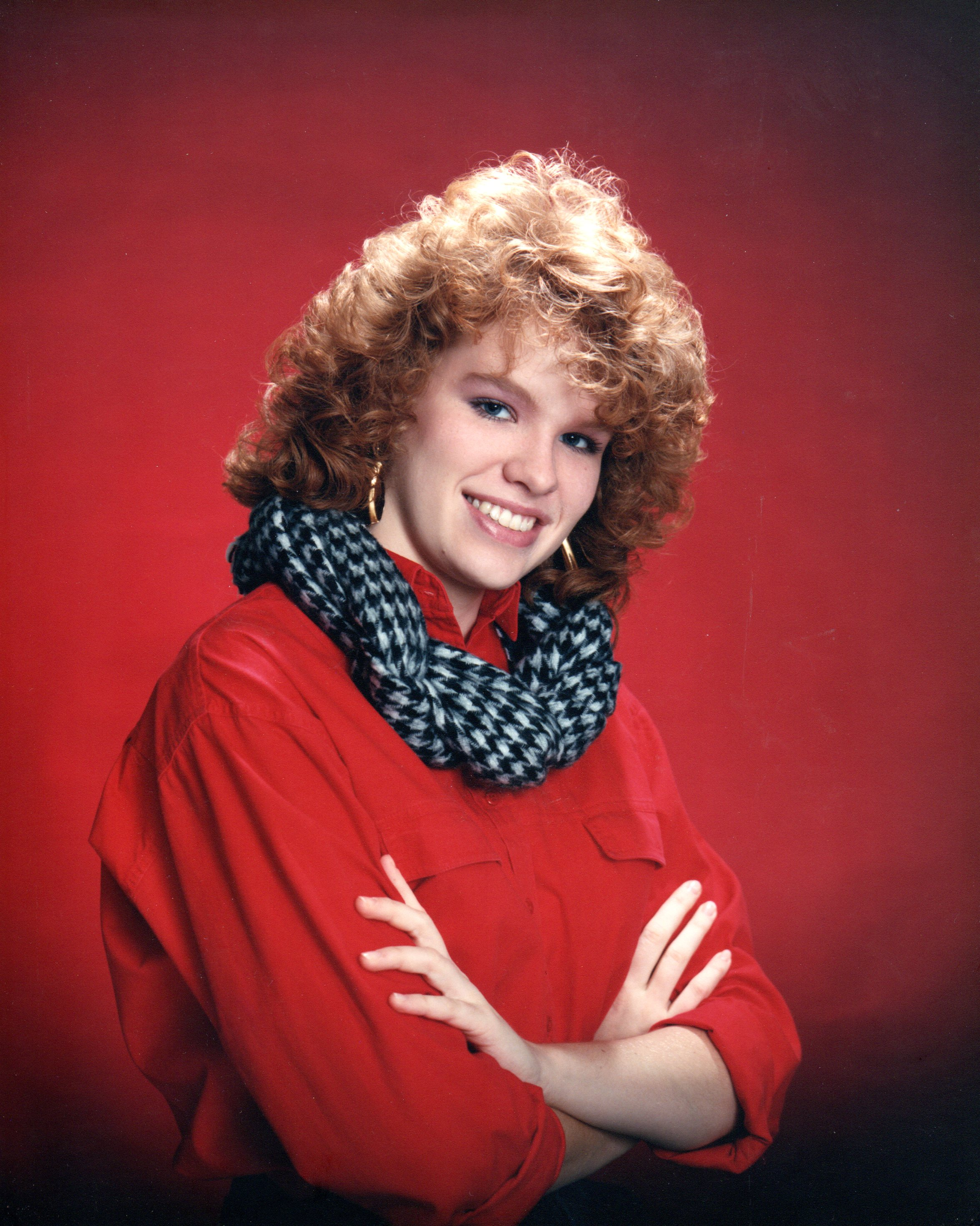 Karen\'s Senior Picture