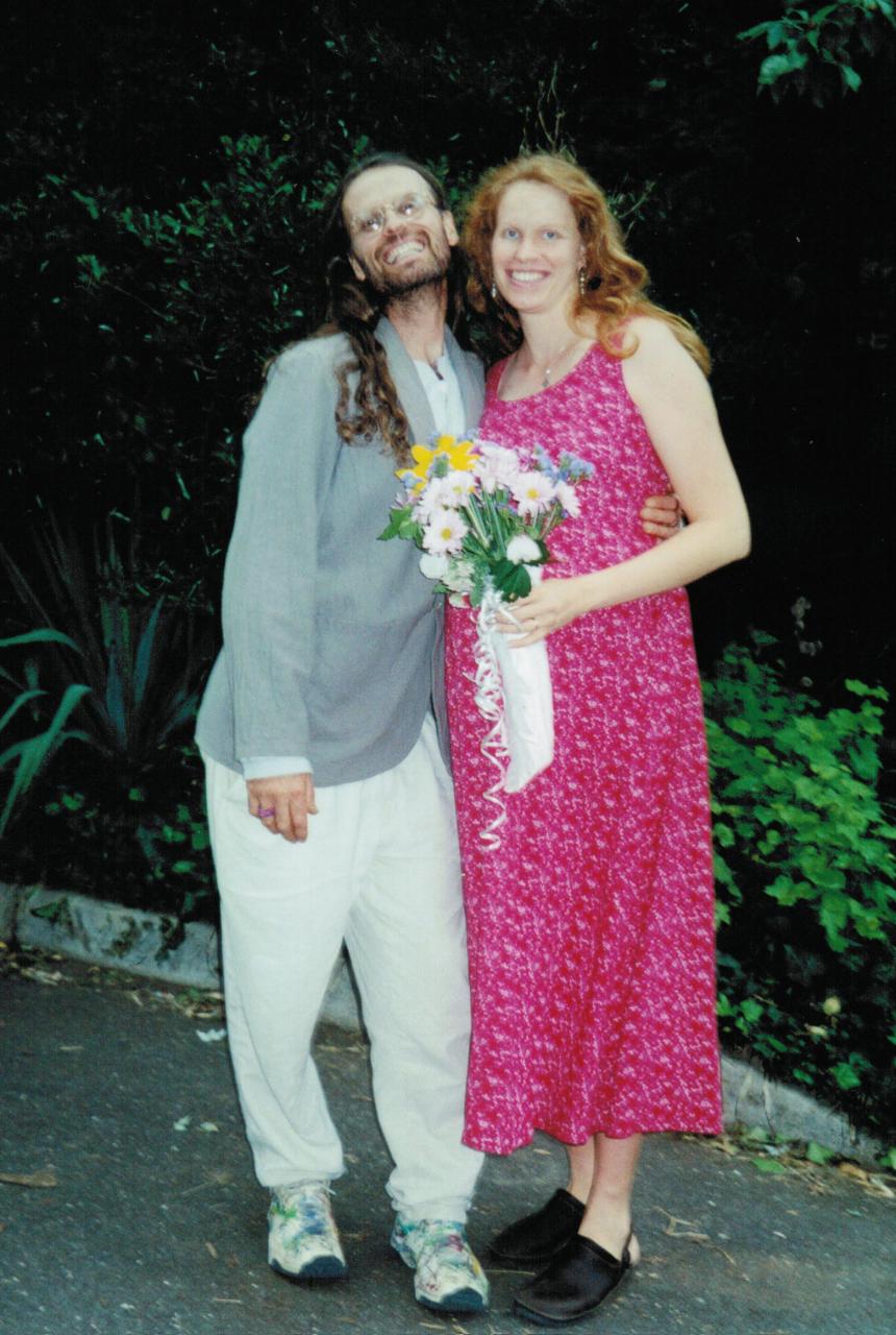 Karen & Matthew\'s wedding