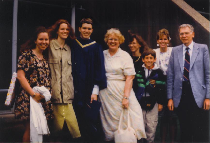 Nathan\'s Graduation