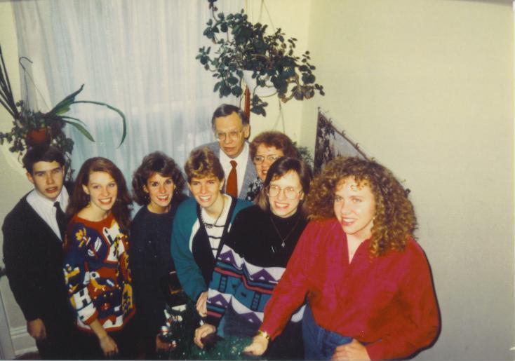 Pollpeters Christmas-1992