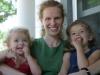 Karen & her girls